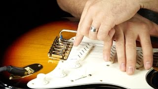 Why I Use A Blocked Tremolo Instead of Floating
