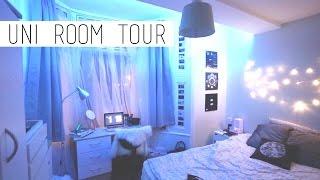 getlinkyoutube.com-UNIVERSITY ROOM TOUR | chanelegance