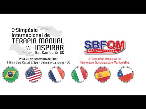 Simpósio Internacional de Terapia Manual