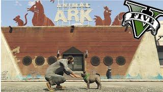 getlinkyoutube.com-GTA V PC MODS - Una Tienda de Mascotas !! WTF - ElChurches