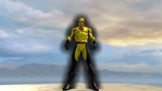 getlinkyoutube.com-DCUO: Reverse Flash (Me) and Grodd against The Flash and Original Flash