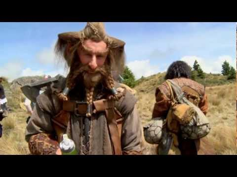 The Hobbit - Production Diaries 6