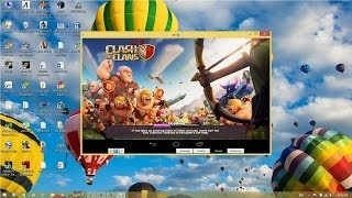 getlinkyoutube.com-Play Clash of Clans on PC using Andy Android Emulator