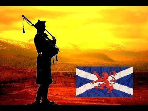 Scottish Pipes & Drums ~ Albannach ~ Celtic Rock.