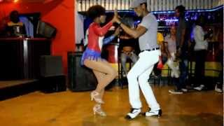 getlinkyoutube.com-Dominican Bachata with Pipo Alcala & Andina Medina 27 julio 2012