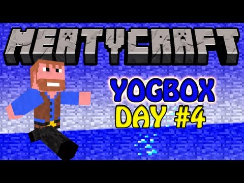 Meatycraft - The yogbox challenge day 4