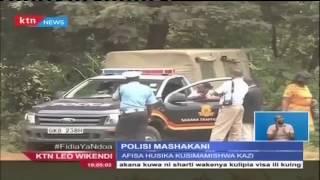 Polisi aliyepiga msichana picha uchi kuadhibiwa