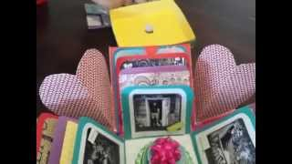 getlinkyoutube.com-Birthday Explosion Box! Origami Cards!