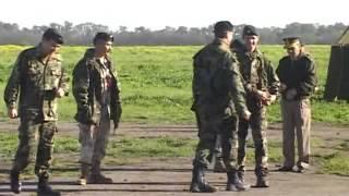 Programa Nuestro Ejército - Despliegue Rápido - 16/01/13