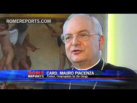 Cardinal Mauro Piacenza  efficient communicator and Roman Curia veteran