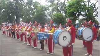 getlinkyoutube.com-festival DRUMBAND kecamatan - SMAN 1 Barabai angkatan 2012/2013