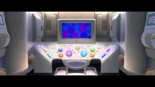 Cars 2: Bathroom - Clip