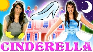 getlinkyoutube.com-Cinderella Parts 1 & 2 | Story Time with Ms. Booksy at Cool School