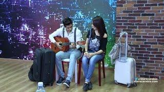 getlinkyoutube.com-اهاب امير من المغرب و سهيلة بن لشهب من الجزائر في الايفال الثالث - ستار أكاديمي 11 - 2015-11-02