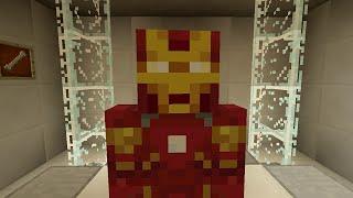 getlinkyoutube.com-Minecraft Xbox - Survival Madness Adventures - Avengers Iron Man [308]