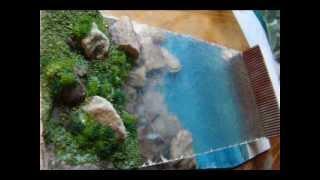 getlinkyoutube.com-Como Hacer Agua en la Maqueta.wmv