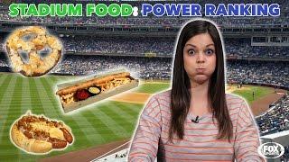 getlinkyoutube.com-Top 5 Stadium Food Power Rankings