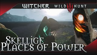 getlinkyoutube.com-The Witcher 3 All Skellige Isles Places of Power