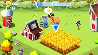 Android Game Green Farm 3 HD 2014
