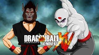 getlinkyoutube.com-Oozaru Yamcha VS Six Sage Tien | Dragon Ball Xenoverse MODS (Duels)