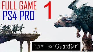 getlinkyoutube.com-The Last Guardian Walkthrough Part 1 PS4 PRO Gameplay lets play The Last Guardian - No Commentary