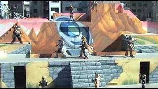 getlinkyoutube.com-後楽園遊園地で僕と握手!2001年タイムレンジャー(前半)