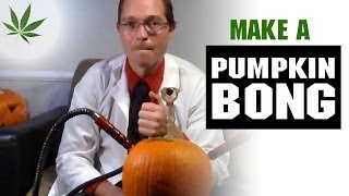 Halloweed Pumpkin Hookah - How To