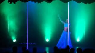 getlinkyoutube.com-ANASTASIA SKUKHTOROVA Guest Performance - POLE SHOW PROJECT 2015