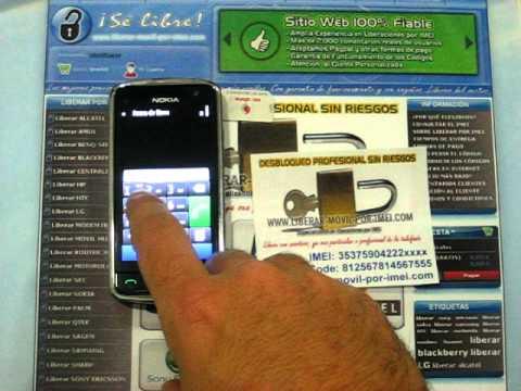 Liberar Nokia C6-01 por codigo imei, unlock www.liberar-movil-por-imei.com C6
