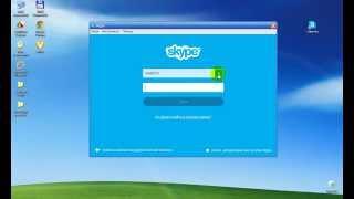 getlinkyoutube.com-Как создать вторую учетную запись в скайпе