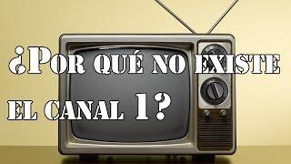 ¿Por qué no existe el canal 1 en la television? - Hey Arnoldo