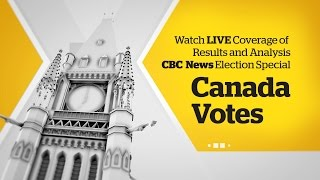 WATCH: Canada Votes CBC News Election 2015 Special