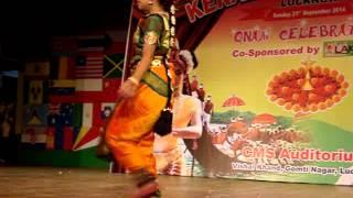 getlinkyoutube.com-Kavya R Krishnan - Performing Bharatanatyam
