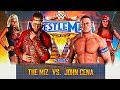 John Cena vs The Miz WWE WRESTLEMANIA 33 EN VIVO