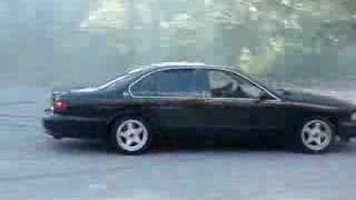 getlinkyoutube.com-1996 Chevy Impala SS Burnout HUGE Donuts Smoke Everywhere Tires Insane Horsepower Car