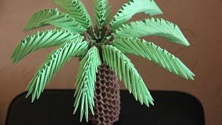 #23 Palma - Origami modułowe