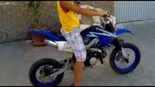 getlinkyoutube.com-mini cross 125cc