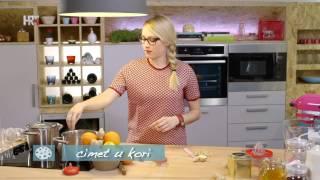 getlinkyoutube.com-Čaj od đumbira i citrusa