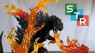 getlinkyoutube.com-Tamashii Effect Burning Flame Review