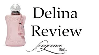 Delina by Parfums de Marly Review! STUNNER!