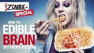 getlinkyoutube.com-How-to: iZombie edible brain tutorial