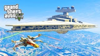 getlinkyoutube.com-GTA 5 PC Mods - ULTIMATE STAR WARS MOD! GTA 5 Star Wars Mod Gameplay! (GTA 5 Mod Gameplay)