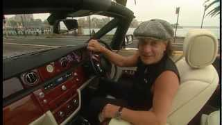 Rolls Royce Phantom 2010 | AC/DC's Brian Johnson Rolls into Town | Luxury | Drive.com.au