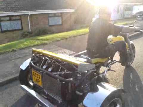 Best home made trike on you tube