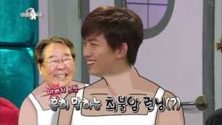 getlinkyoutube.com-[HOT] 라디오스타 - 2PM 택연 첫사랑, 제시카와 스캔들 해명 20130515