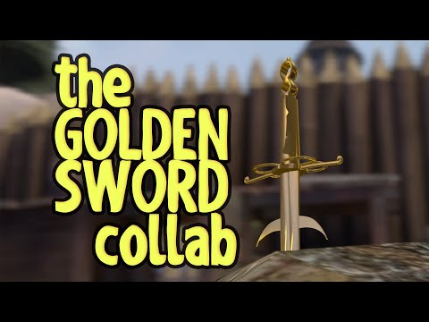 The Golden Sword Collab
