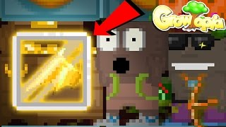 GOLDEN WING CHEST GAME | Growtopia