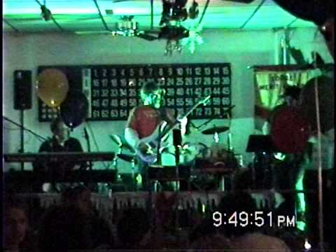 On The Fly (Band) Live - Two Tickets to Paradise (Cover)