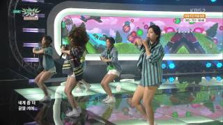 [60 FPS] [20150508] Red Velvet (레드벨벳) _ Ice Cream Cake [KBS Music Bank] [Live] [HD]