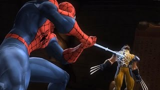 getlinkyoutube.com-Marvel: Contest of Champions - Spider-Man Super Attack Moves [iPad/Android]